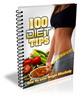 Thumbnail 100 Diet Tips