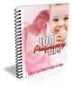 Thumbnail 100 Pregnancy Tips