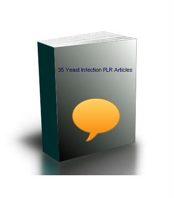 Product picture 35 Yeast Infection PLR Articles