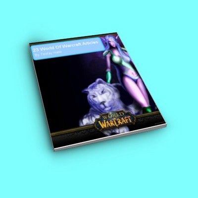 Product picture 23 World of Warcraft Articles