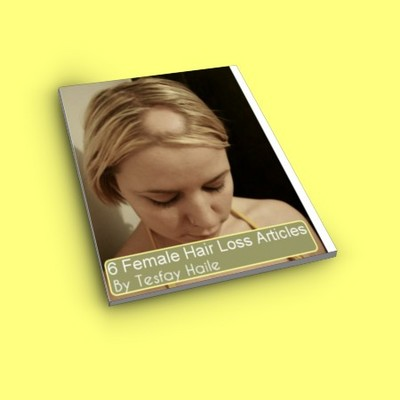 Product picture 6 Female Hair Loss Articles