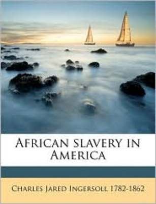 Product picture African Slavery In America