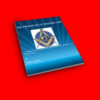 Product picture  THE PRINCIPLES OF MASONIC LAW