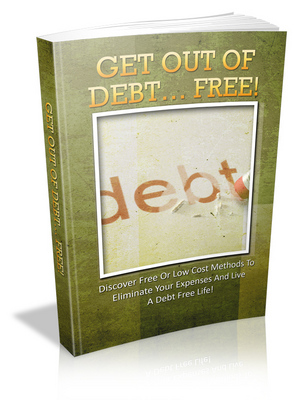 Product picture Get Out Of Debt Free