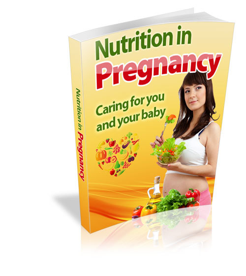 Product picture Nutrition in Pregnancy
