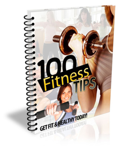 Product picture 100 Fitness Tips