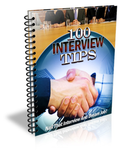 Product picture 100 Interview Tips