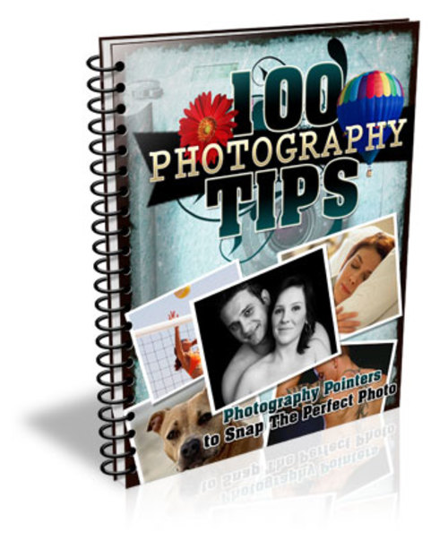 Product picture 100 Photography Tips