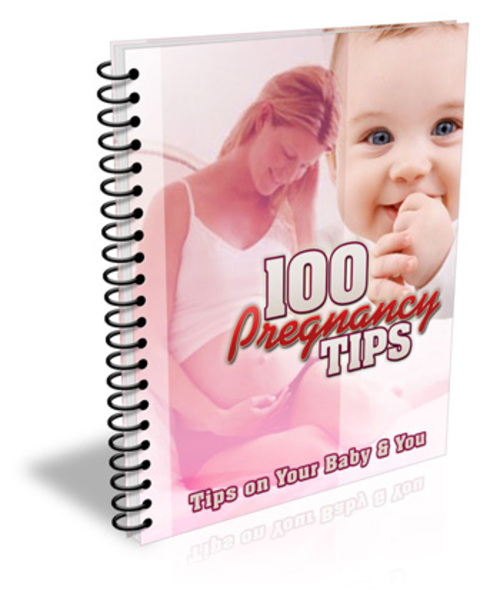 Product picture 100 Pregnancy Tips