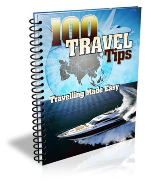 Product picture 100 Travel Tips