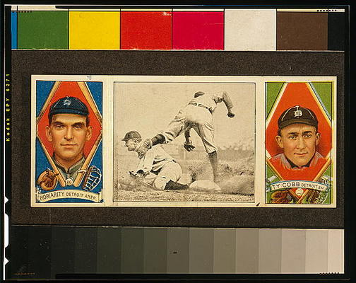 Product picture Old American Baseball Portriat Cards