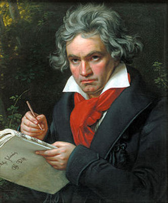 Product picture Beethoven sheet Music